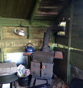 stove