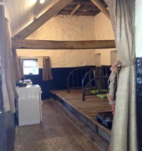 Top camping barn