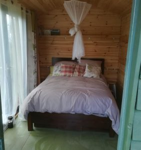 Leek Camping Barns Shepherds Hut