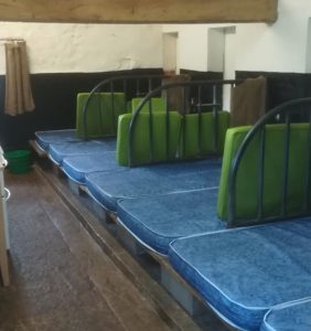 Leek Camping Barn Interior